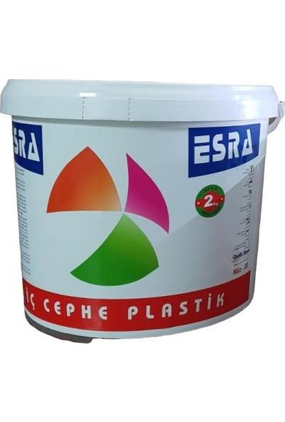 Gedik Esra Plastik İç Cephe Boyası 20 kg 0101 Beyaz