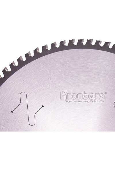 Kronberg Metal - Dry Cut Elmas Testereler 355 X 2,4 X 25,4 mm Z90