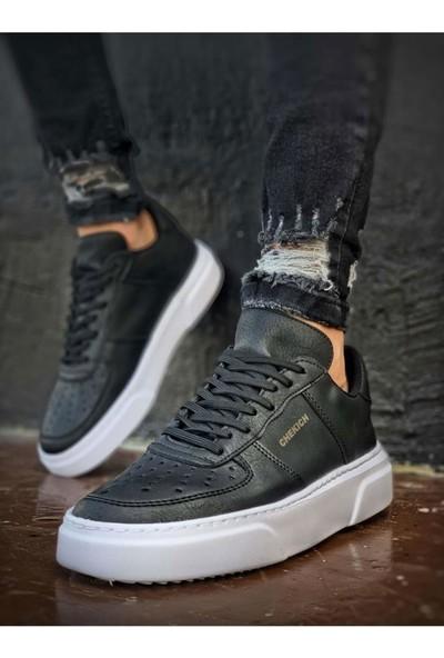 Chekich CH087 Siyah Bt Erkek Günlük Ayakkabı
