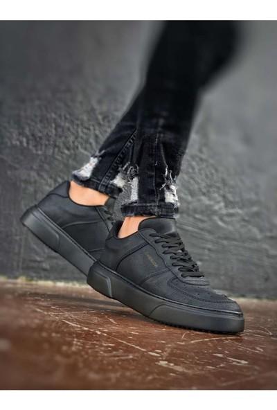 Chekich CH087 Siyah St Erkek Günlük Ayakkabı