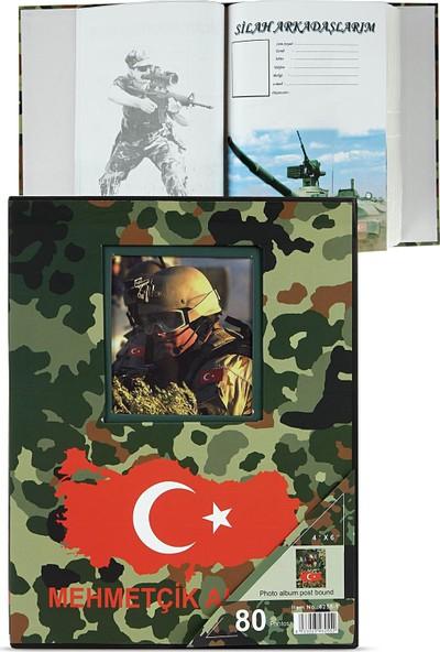 Birlik Fotoğrafçılık Asker Albümü 4x6 (10X15) Askr