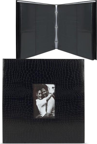 Birlik Fotoğrafçılık 4x6 (10X15) Siyah Fotoğraf Albümü 46500