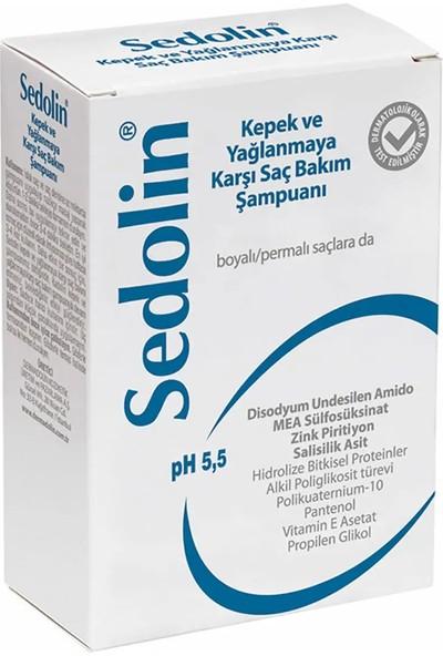 Sedolin Kepek ve Yağlanmaya Karşı Saç Bakım Şampuanı 150 ml