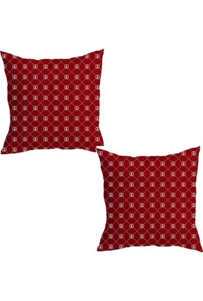 Elele Home Dekoratif Yastık Kırlent Kılıfı-YS1722013-2-SET