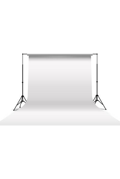 Visico Stüdyo Kağıt Fon Super Beyaz 272 x 1100 cm