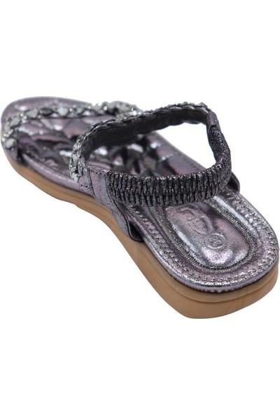 Guja 20Y231-9 Grikadın Yastık Taban Kolay Giyim Sandalet