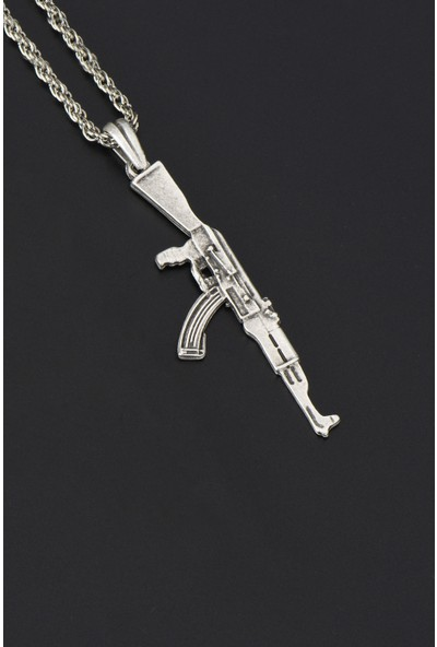 Apptakı Pubg Keleş Ak-47 Kolye - CAZ0051