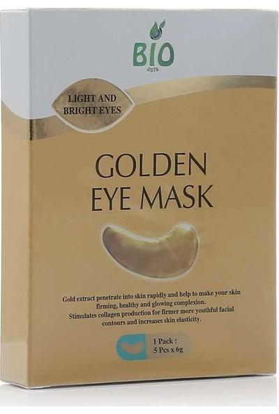 Bio Asia Göz Maskesi Golden Eye Mask