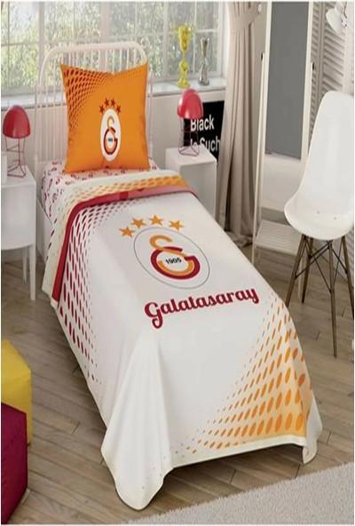 Taç Tek Kişilik Pike Takımı Galatasaray Universe