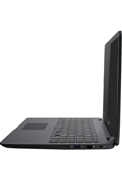 """Casper Nirvana S500.1011-8U00X-S Intel Core i3 10110U 8GB 240GB SSD Freedos 15.6"""" Taşınabilir Bilgisayar"""