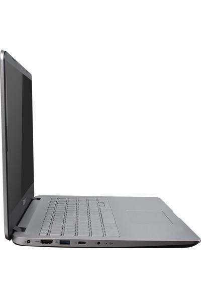 """Casper Nirvana S500.1051-A550R-G-F Intel Core i7 10510U 12GB 1TB + 240GB SSD MX230 Windows 10 Pro 15.6"""" FHD Taşınabilir Bilgisayar"""