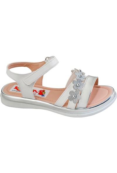 Kaptan Junior Kız Çocuk Sandalet
