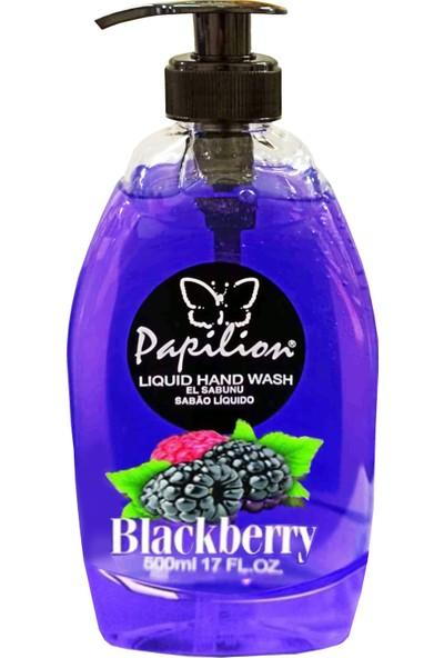Papilion Blackberry Sıvı El Sabunu 500 ml