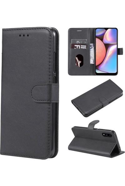 Fitcase Samsung Galaxy A01 Kılıf Fitcase Elite Kapaklı Cüzdanlı