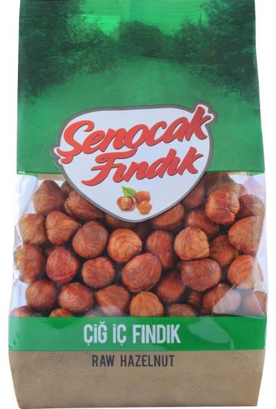 Şenocak Çiğ Fındık Paket 200 gr