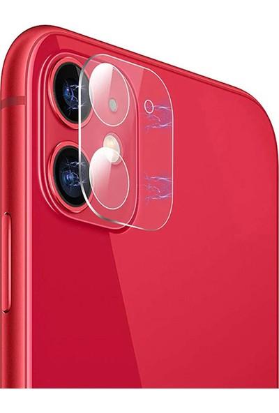 Esepetim Apple iPhone 11 Kamera Lens Koruyucu (Kamera Koruyucu)