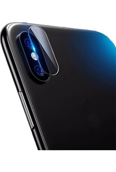 Esepetim Apple iPhone Xs Max Kamera Lens Koruyucu (Kamera Koruyucu)