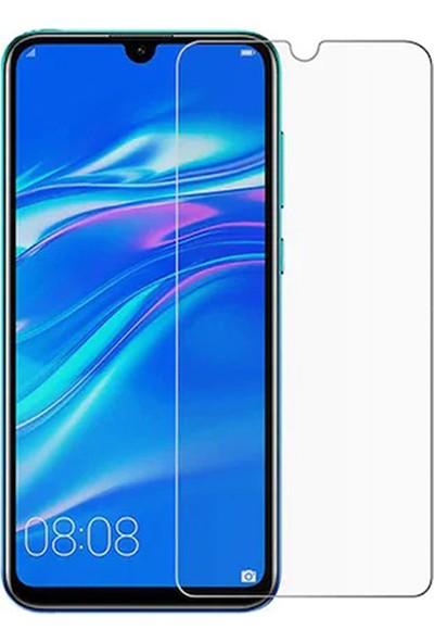 Esepetim Huawei Y7 Prime Cam Ekran Koruyucu Tam Koruma Temperli