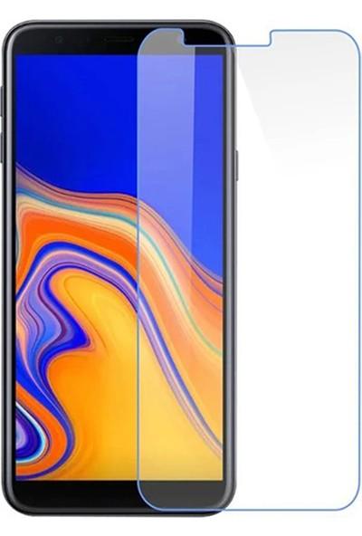 Esepetim Samsung Galaxy J4 Plus Cam Ekran Koruyucu Tam Koruma Temperli