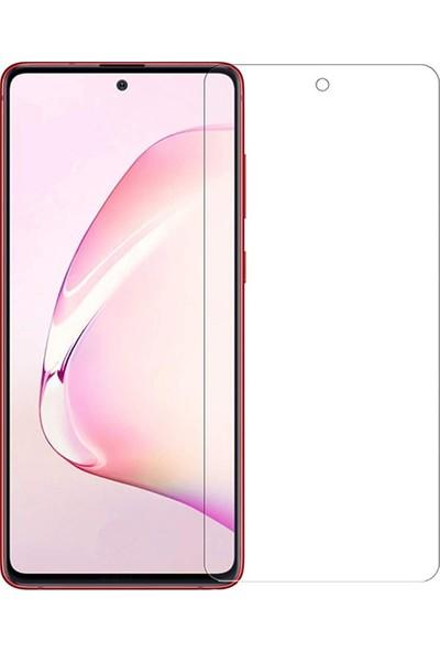 Esepetim Samsung Galaxy S10 Lite Cam Ekran Koruyucu Tam Koruma Temperli