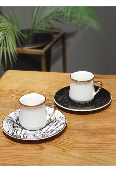 The Mia Cote Kahve Fincanı Seti - 6 Kişilik