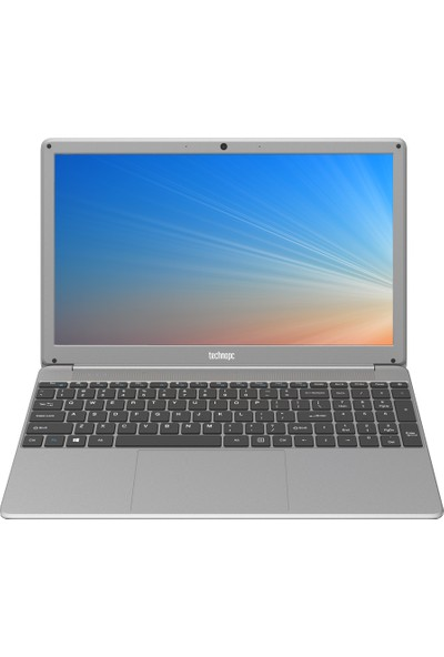 "Technopc Aurabook T15S-156WH Intel Core i5 5257U 8GB 256GB SSD Windows 10 Home Freedos 15.6"" FHD Taşınabilir Bilgisayar"