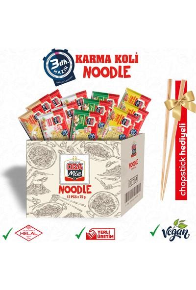 Oba Mie Karma Noodle 12 adet 75 Gram