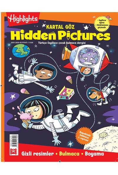 Kartal Göz (Hidden Pictures) Dergisi