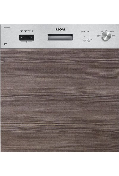 Regal ABM 411 X A++ 4 Programlı Bulaşık Makinesi