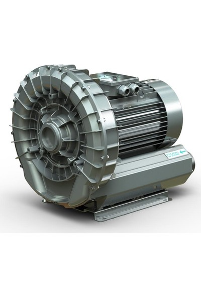 Tmm Blower Hava Motoru 0.25 Kw Ej 2 Kb Trifaze 100 M3/h