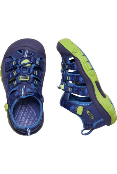 Keen Newport H2 Çocuk Sandalet Mavi