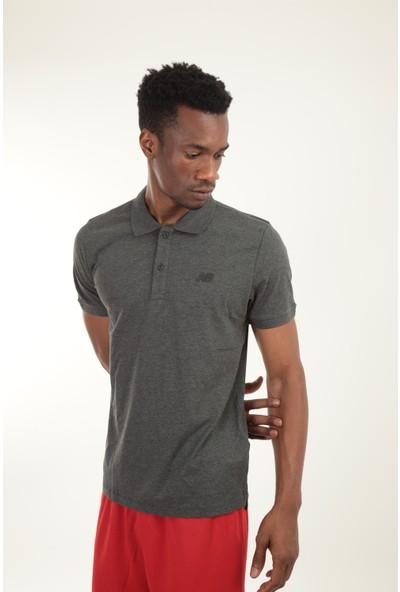 New Balance Erkek Polo Yaka Spor T-Shirt