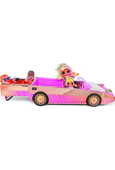 L.O.L Surprise Car-Pool Coupe Havuzlu Araba Çok Özel LOL Bebek