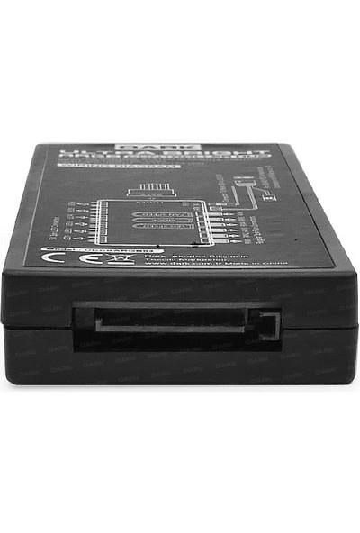 Dark ARGB Hub 6 Fan Takılabilir 3+3pin, Anakart Kontrollü, SATA Güç Bağlantı (DKCKHUBARGB)