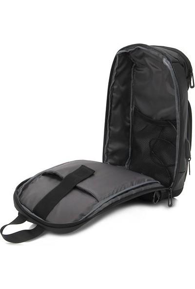 Promate Trekpack-Sb Notebook Laptop Sırt Çantası Tüy Kadar Suya Dayanıklı Hafif 13 inç