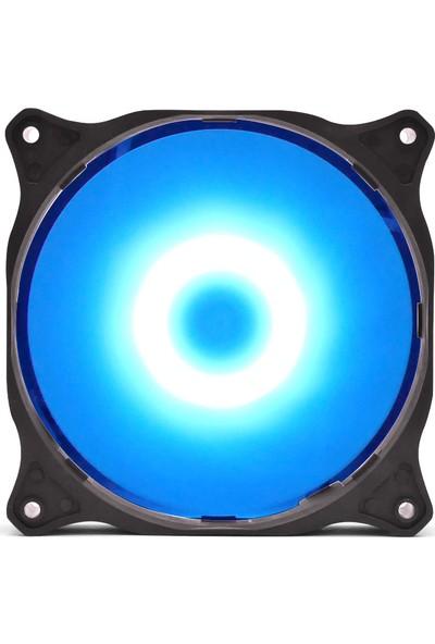 Dark 12cm Addressable RGB Tornado Fan (3pin+3pin)(DKCF127ARGB)