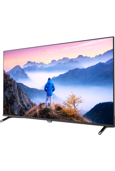 Axen AX49FIL27 49'' 124 Ekran Uydu Alıcılı Full HD Ultra Slim Frame Android Smart LED TV
