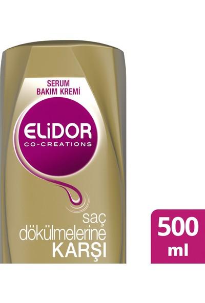Elidor Dökülme Karşıtı Saç Bakım Kremi 500 ml