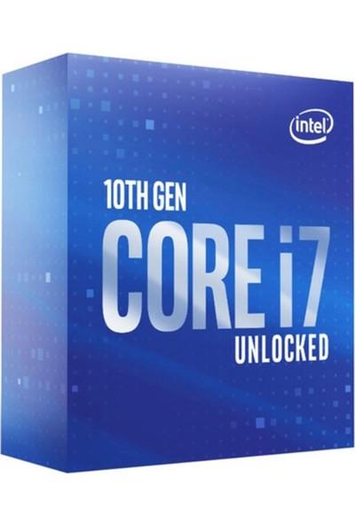 Intel Core i7 10700K 3.8GHz LGA200 12MB Cache İşlemci