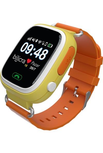 Bilicra BLC 101 Akıllı Çocuk Saati - Sarı