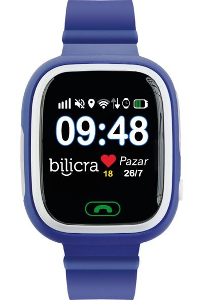 Bilicra BLC 101 Akıllı Çocuk Saati - Lacivert