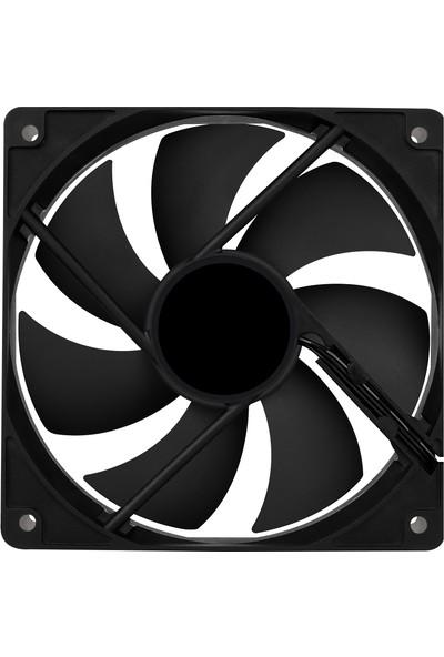 Aerocool Force 12 cm Siyah Sessiz Fan (AE CFFR120BK)