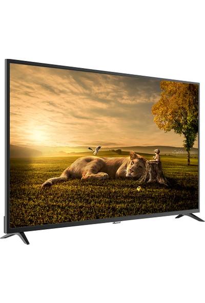 Axen AX55UAL402 TNR 55'' 140 Ekran Uydu Alıcılı 4K Ultra HD Smart LED Android TV