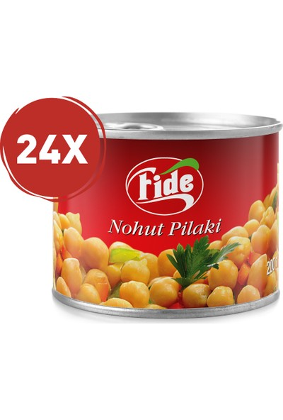 Fide Nohut Pilaki 200 gr / 24 Adet