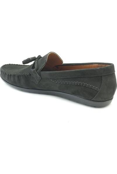 Ayakkabıvakti A505 Corcik Loafer Deri Püsküllü Erkek Ayakkabı