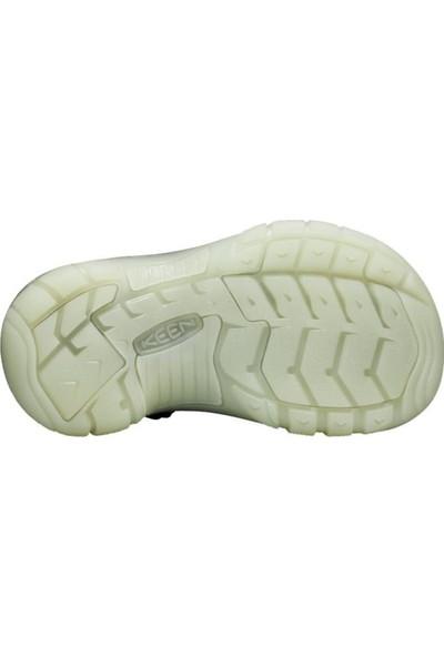 Keen Newport H2 Çocuk Sandalet Gri/yeşil