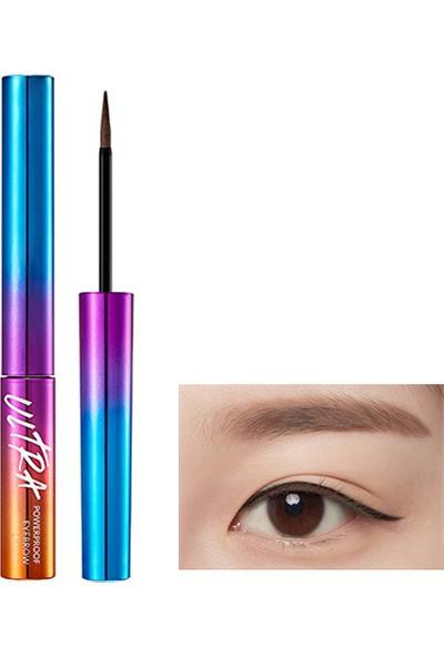 Mıssha Ultra Powerproof Eyebrow Liquid [dark Brown]
