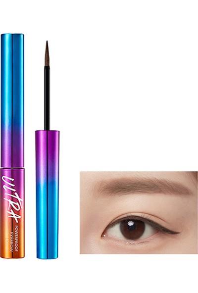 Mıssha Ultra Powerproof Eyebrow Liquid [gray Brown]