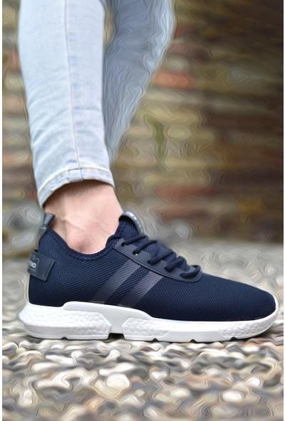 Riccon Lacivert Erkek Sneaker 00122051
