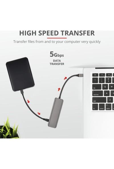 Trust 23328 USB-C to 4Port USB-A 3.2 Hub